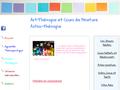 Détails : Art thérapie peinture