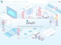 Détails : Services d'hébergement web professionnel chez Simafri