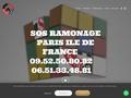 Détails : Dégraissage professionnel, ramonage de cheminées