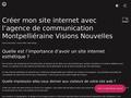 Détails : creation site internet montpellier