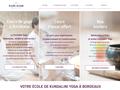 Détails : Yoga à Bordeaux
