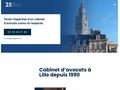 Détails : Avocats d'affaires, Lille