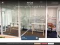 Détails : AFCB, rénovation et aménagement de bureau