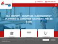 Détails : BLC Confort- vente et installation de systèmes de chauffage et climatisation à C