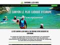 Détails : Canyoning Llech infos