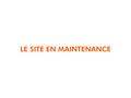 Détails : Agence de communication web, crée en 2009 à Tanger par un duo franco-marocain