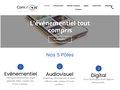 Détails : Film d'entreprise, location audiovisuel et événementiel