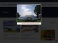 Détails : Dome gonflable pour l'événementiel