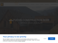 Détails : Fuchs Construction Bois