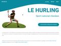 Détails : Hurling.fr Le 1e site de Hurling en France