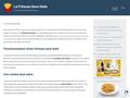 Détails : Friteuse sans huile -  Le guide pour bien choisir la meilleure