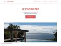 Détails : Piscines en béton en Martinique - LP Piscine Pro