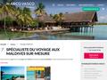 Détails : Voyage de noces aux Maldives