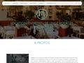 Détails : Entretien linge restaurant