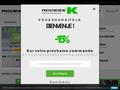 Détails : Magasin en ligne pièces et équipement Kawasaki