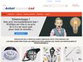 Détails : vente d'ampoules led et d'éclairages led