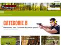Armurerie Gontier : cartouche de chasse