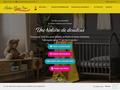 Détails : Doudou personnalisé et cadeau de naissance personnalisé