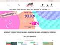 Détails : Atelier de la création – tissu coton de belle qualité