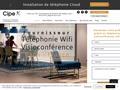 Détails : Fournisseur et revendeur de solutions télécom