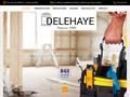 Détails : EURL DELEHAYE Béthune - Travaux d'aménagement extérieur : fermetures et peinture