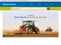 Détails : Vente de tracteurs Eurotrac et de matériel agricole