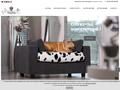 Détails : Lit pour chien design by Giusypop