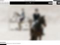 Détails : Horse pilot – blouson equitation
