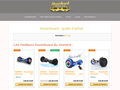 Détails : Hoverboard-Test