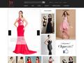 Détails : Achat de robe habillée pas cher faite sur mesure