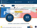 Détails : La mise en place de plaques d'immatriculation à Hoenheim