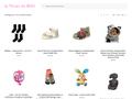Détails : Boutique bébé en ligne Le Paradis des Bébés