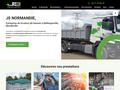 Détails : JS NORMANDIE: location de bennes et recyclage de déchets