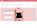 Détails : Waist cincher : corset training