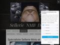 Détails : personnalisez votre selle avec NMB