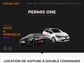 Détails : Location voiture double commande paris