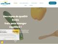 Détails : Portage de repas pour les personnes âgées à Marseille
