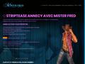 Détails : Stripteaseur chippendale en Suisse, Genève et Lausanne