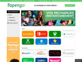 Détails : Topango – nintendo eshop card