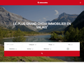 Détails : Immobilier en Valais (Suisse)