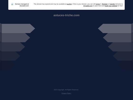 image du site http://astuces-triche.com/