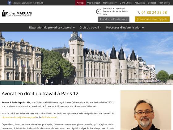 image du site http://avocat-didier-maruani.com