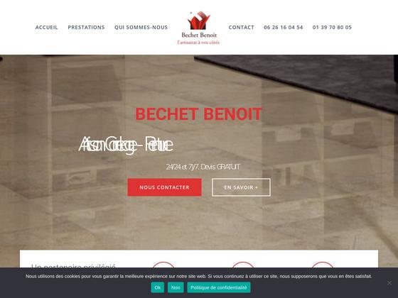 image du site http://bechetbenoit.com/