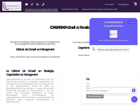 image du site http://convergencia-conseil.com