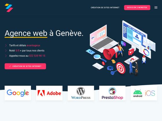 image du site http://creation-site-internet-en-ligne.ch