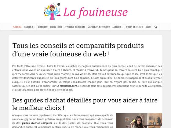 image du site http://la-fouineuse.com/