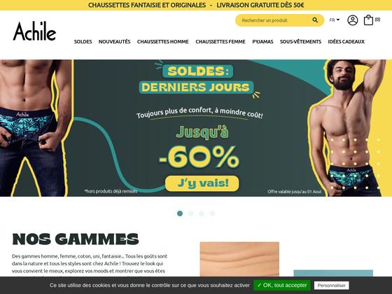 image du site http://www.achile.com/fr/
