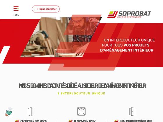 image du site http://www.agencement-soprobat.com/