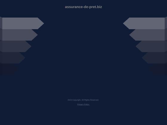 image du site http://www.assurance-de-pret.biz/