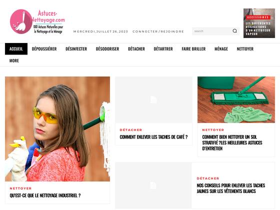 image du site http://www.astuces-nettoyage.com/